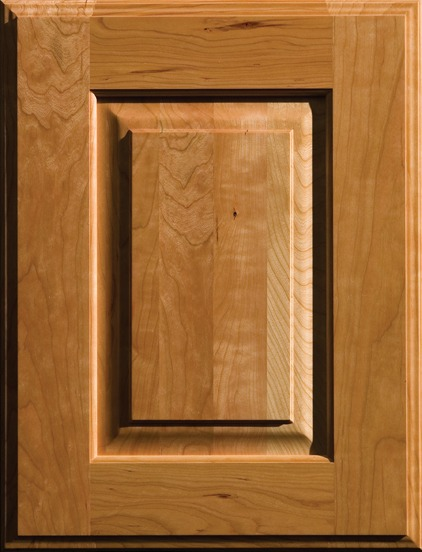 Natural Cherry Cabinet
