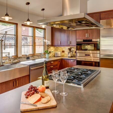 Gilmans Kitchens and Baths Countertop Surfaces