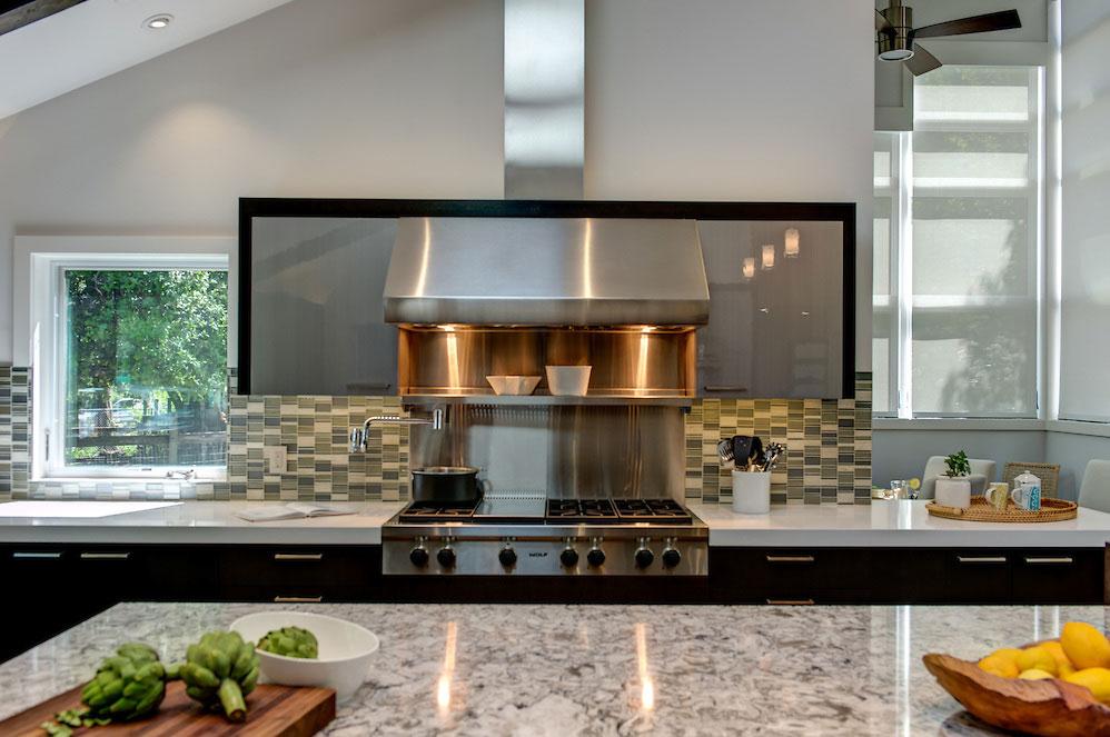 Kitchen design build process gilmans - Kitchen design process ...