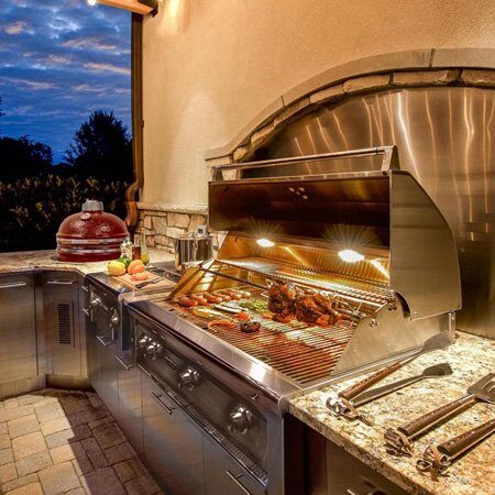 Gilmans Kitchens and Baths Outdoor Kitchens