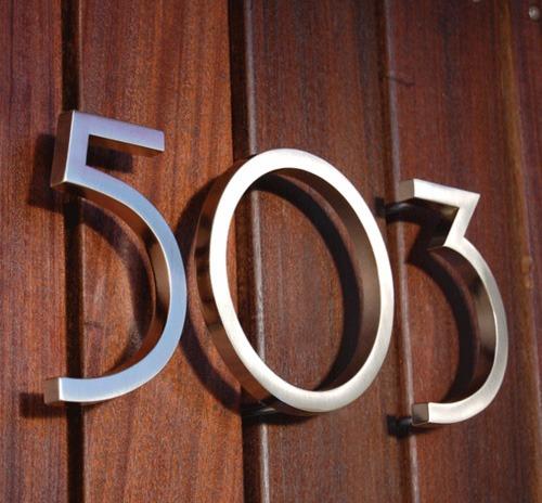 Accessories & Plumbing Fixtures Door's Number