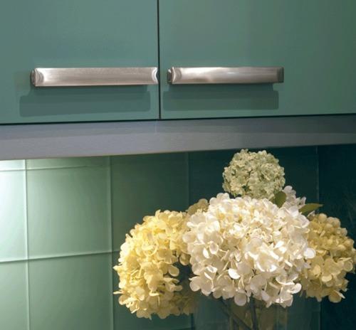 Accessories & Plumbing Fixtures Silver Handles