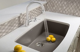 Accessories & Plumbing Fixtures With Blanco Faucets