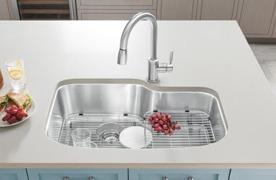 Accessories & Plumbing Fixtures With Blanco in Kitchen