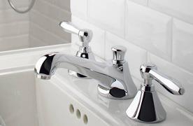 Accessories & Plumbing Fixtures Silver and Exclusive