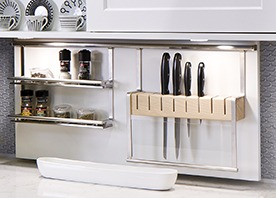 Accessories & Plumbing Fixtures Useful Design with Knifes