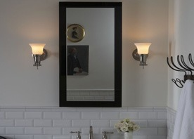 Accessories & Plumbing Fixtures with Gilmans Kitchens and Baths in Mirrors