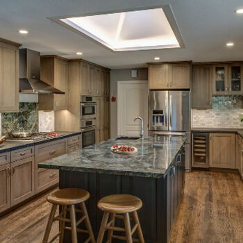Gilmans Kitchens and Baths Granite Countertops The Appeal Of a Two