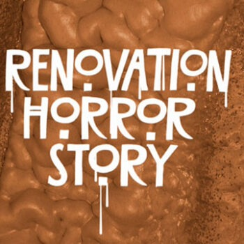 Gilmans Kitchens and Baths Renovation Horror Story Logo