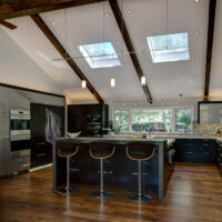 Contemporary Kitchen Residential Remodel