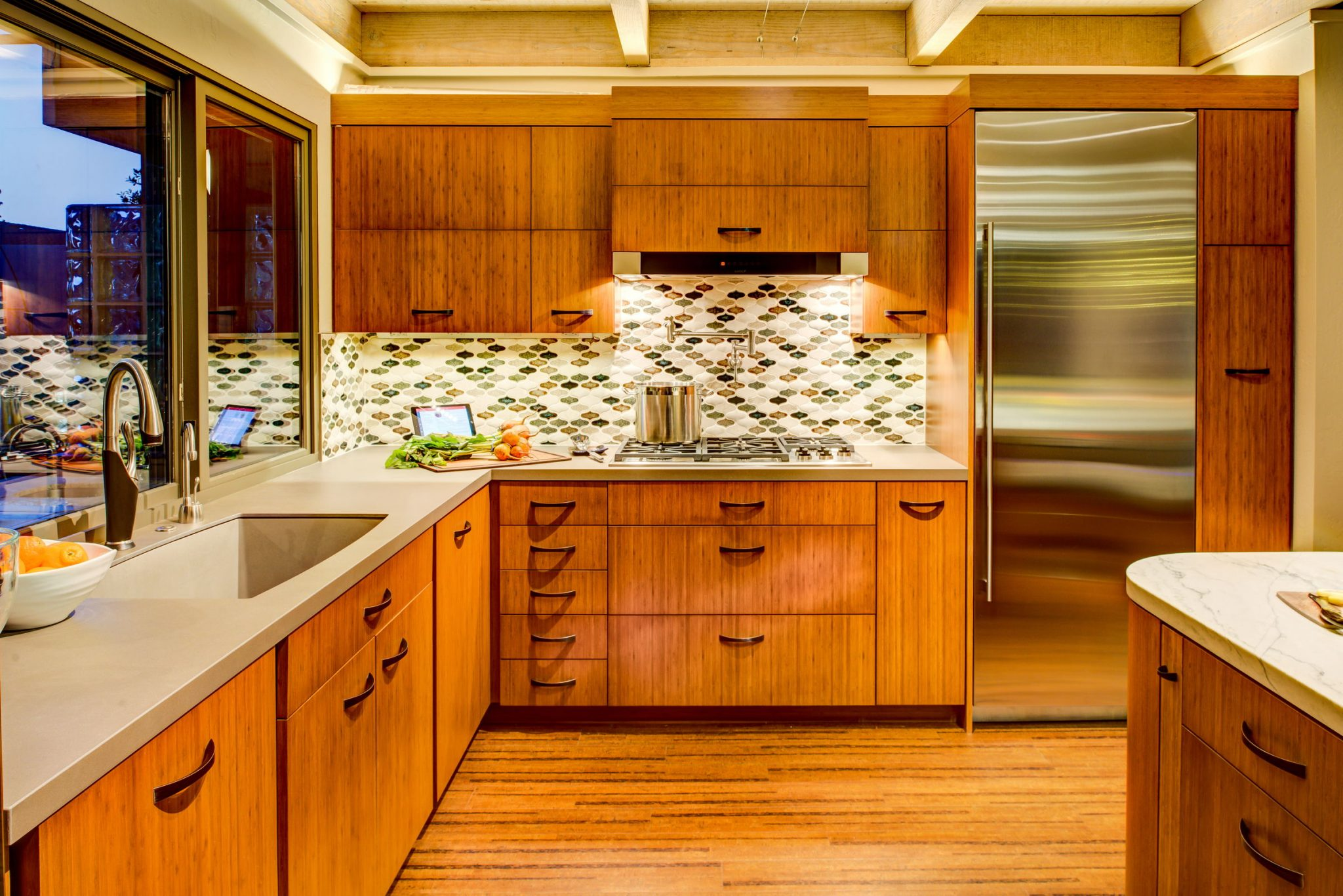 Eclectic Kitchens: Eclectic Residential Remodels