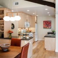 Transitional Kitchen Remodel 1