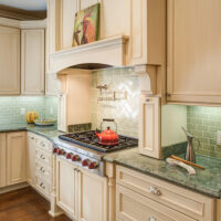 Traditional Kitchens Traditional Decorative Hood