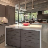 2019 Bay Area Remodeling Award Gray Kitchen
