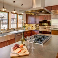 Modern style residential kitchen remodel 3