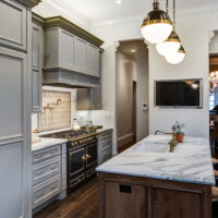 Traditional Kitchens Victorian Remodel