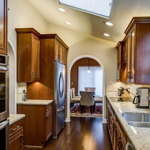 Aging In Place Condo Remodel Kitchen Design