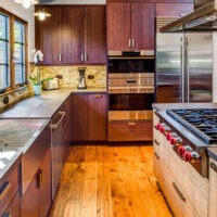 Modern style residential kitchen remodel 4