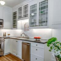 White Kitchens Small White Kitchen