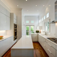Gilmans Kitchens and Baths Ultra Contemporary Kitchen