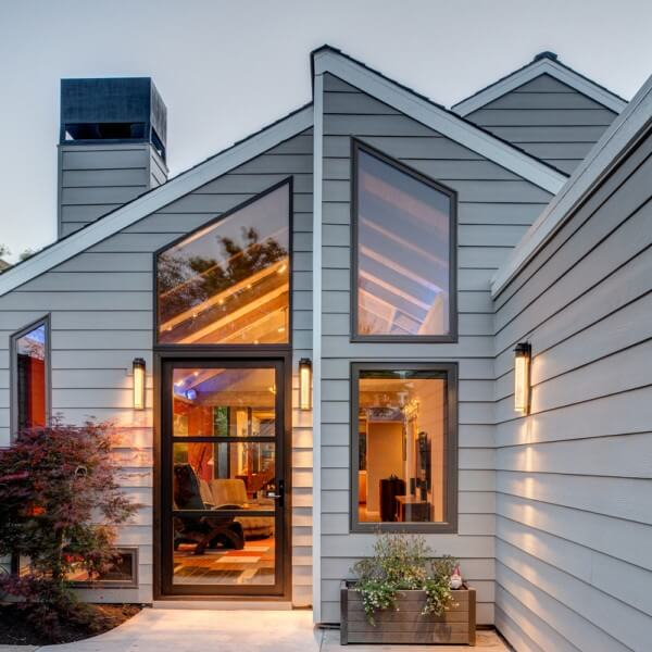 Eclectic Residential Remodels