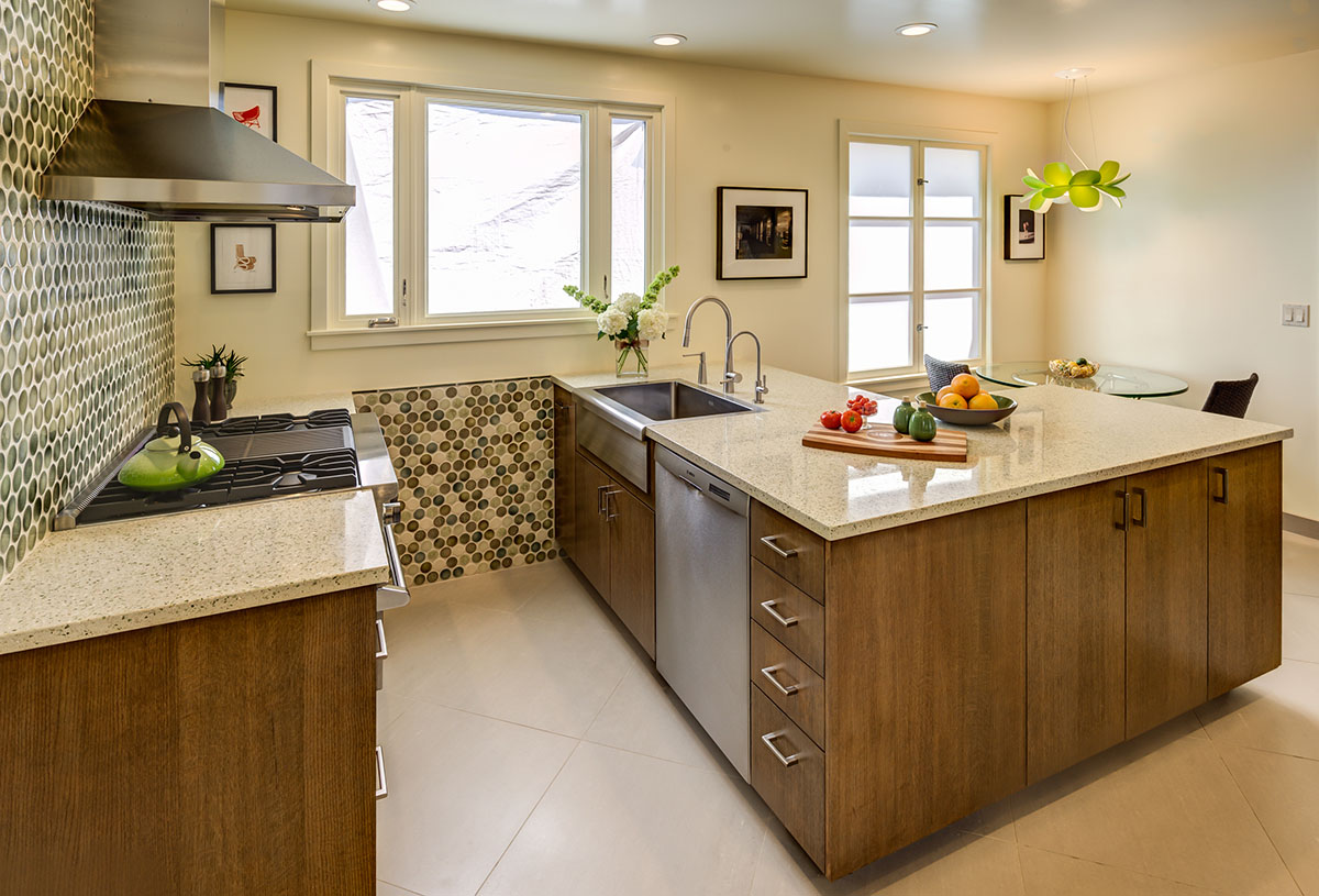 Quarter Sawn Oak Kitchen Cabinets | Gilmans