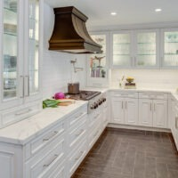 Brookhaven White Traditional Kitchen Remodel - David