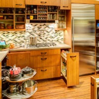 DuraSupreme Eclectic Residential Kitchen Remodel 2