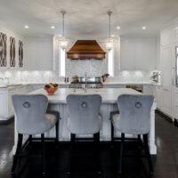 Brookhaven Wood Mode White Kitchen