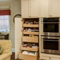 Kitchen Cabinet Storage Solutions Options