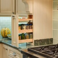 Kitchen Cabinet Storage Solutions Wood Cabinets