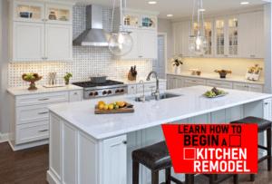 Webinar Registration Learn How To Begin a Kitchen Remodel